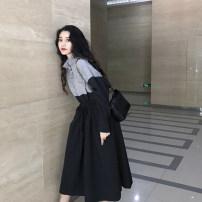 glove other Black Long Sleeve Dress L XL S M SMD20219053 Salmete Spring 2021