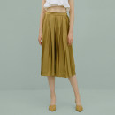 Casual pants Gold stripe M, L Summer 2020 Cropped Trousers Wide leg pants Natural waist street Thin money 51% (inclusive) - 70% (inclusive) 33-K115 SUMEA nylon Viscose Europe and America