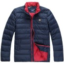 Down Jackets nothing Solid color polyester White duck down 80% Coctree / tree 7, 8, 9, 10, 11, 12, 13, 14 Children, male 15494041 Medium and long term Zipper shirt Polyester 100% Class C Yellow, sapphire, Navy, 5812 gray, 5812 army green 150cm,160cm,170cm