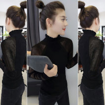 Wool knitwear Spring 2021 S M L Black D white 08585 B 08156 black e 2763 black e 2763 gray Long sleeves singleton  Socket Viscose 51% (inclusive) - 70% (inclusive) Regular routine commute Straight cylinder other routine Solid color Socket Korean version B184k09929p1030 30-34 years old bobowaltz