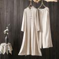 Fashion suit Spring 2020 S M L XL XXL Cotton and hemp Bai Yunli BYL0100 81% (inclusive) - 90% (inclusive) Cotton 81.4% others 18.6%