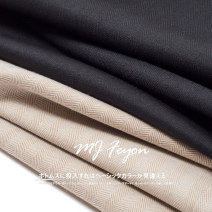 Casual pants Off white, black 26,27,28,29,30 Spring 2021 Ninth pants High waist commute Thin money 51% (inclusive) - 70% (inclusive) Meiji Feiyang Ol style polyester fiber