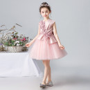 Children's dress Picture color sleeveless picture color long sleeve female 100cm 110cm 120cm 130cm 140cm 150cm 160cm Didyttawl / didytao Evening dress ddt394 Class B other Polyester 100% Summer of 2019
