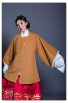 Hanfu 31% (inclusive) - 50% (inclusive) M,S,L,XL wool