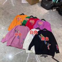Women's large Spring 2021 Green, red, black, white, orange, pink, rose pink The small size is 138, the length is 71 [within 160 Jin], the large size is 144, the length is 72 [170-200] Other / other