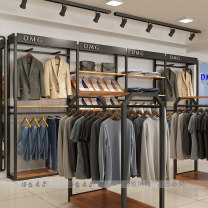 Clothing display rack 1.2m a, 1.2m B, 1.2m C, 1.2m D, 1.8m = 1.2 + 0.6, 3M = 1.2 + 0.6 + 1.2, 3.6m = 1.2 + 1.2 + 1.2, 4.8m = 1.2 + 1.2 + 1.2 + 1.2, special size customized clothing Metal Display fixture Zhaosheng Official standard