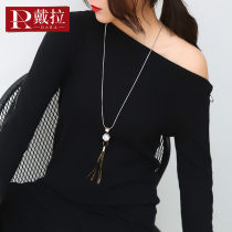 Necklace Alloy / silver / gold 101-200 yuan Dara / della Rose Gold retro gold brand new Japan and South Korea female goods in stock no no Below 10 cm