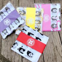 Handkerchief Random color (contact customer service for special requirements)