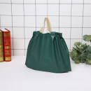 Gift bag / plastic bag Rose red, bright yellow, apricot, black, dark green, treasure blue, coffee, white, pink, light blue, green, black circle, black beauty, duck Small fresh fashion Horizontal plate thickening Frosted bag