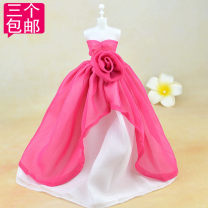 Doll / accessories 3, 4, 5, 6, 7, 8, 9, 10, 11, 12, 13, 14, 14 and above parts China parts Fashion cloth 2010 clothing