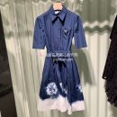 Dress Summer 2021 More than 95% cotton Prada / Prada If you can't get the refund, you can pay 1% of the service charge for the credit card, and take a note of the number of yards