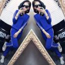 Casual suit Spring 2021 Black, white, red, blue, sky blue S,M,L,XL,XXL,XXXL,4XL,5XL Ouyimei 81% (inclusive) - 90% (inclusive)