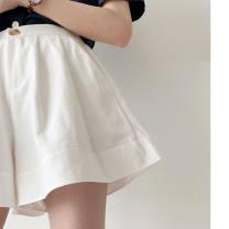 Jeans Summer 2020 Black, 0889 green, white S under 98 kg, m 95-108, l 105-118, XL 120-135 shorts High waist FQrEHbfXdsJJJ