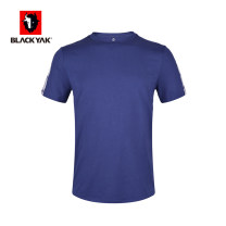 Outdoor casual clothes Black yak / blayak M1TS99-MEM227 male Blue white vermilion 201-500 yuan 170/88A 175/92A 180/96A 185/100A 190/104A T-shirt / polo Summer 2020 Short sleeve summer yes Crew neck routine