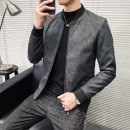 leather clothing Sodiver Fashion City Py2026 black py2026 grey CL cro Jacket Navy M L XL 3XL XXL 4XL have cash less than that is registered in the accounts Imitation leather clothes spring youth PU Youthful vigor PY2026*-/-++ Spring 2021