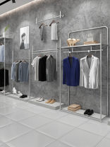 Clothing display rack clothing stainless steel Dream series MEN 1 Other / other Official standard