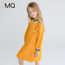 Sweater / sweater MQ (clothing) Red (velvety) yellow female 90cm 100cm 110cm 120cm 130cm spring and autumn nothing leisure time Socket routine There are models in the real shooting cotton Cartoon animation Cotton 90% polyurethane elastic fiber (spandex) 10% K84Q007-YW Cotton liner Autumn 2020