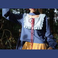Fashion suit Autumn of 2019 S,M,L Snow white suit (stock), snow white suit (pre-sale), snow white top (stock), snow white top (pre-sale), Princess yellow dot skirt (stock), Princess yellow dot skirt (pre-sale) 18-25 years old 31% (inclusive) - 50% (inclusive)