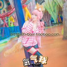 Cosplay women's wear suit Customized Over 14 years old Animation game Tailor made Fan yuzhai is a campus style
