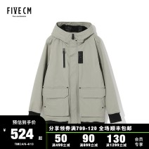Jacket 5cm Youth fashion S M L XL thick standard Other leisure winter Other 100% Long sleeves Wear out Hood tide youth Closing sleeve Winter of 2018 Same model in shopping mall (sold online and offline)
