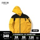 cotton-padded clothes Yellow/YEX Black/BKX 5cm S M L XL Youth fashion thickening routine standard Other leisure 5CXLJB7134F8B Polyamide fiber (nylon) 100% Hood youth zipper tide Winter of 2018 Color contrast Same model in shopping mall (sold online and offline) winter