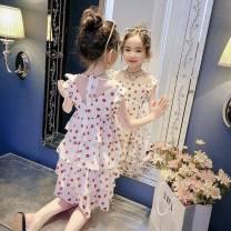 Dress P71 - mesh dot skirt (pink), N89 - mesh dot skirt (white), O40 - Polka Dot cake skirt (black), B46 - Polka Dot cake skirt (white) female Other / other 140cm,130cm,120cm,110cm,160cm,150cm Other 100% summer leisure time Skirt / vest other other Cake skirt J26835 Class B Chinese Mainland