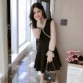 Scarf / silk scarf / Shawl other Black s black m black l Black XL Black 2XL Geessoew / geese 1913 spot Spring 2021
