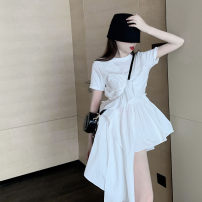 Hat other White dress S M L XL female Bathuti Summer 2021
