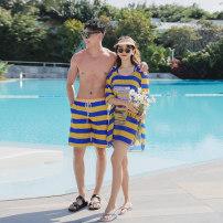 Couple swimsuit Qihai M,L,XL,XXL,XXXL,4XL Men's, women's 21316 lovers other currency