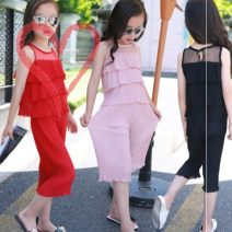 suit Other / other Pleated red, pleated pink, pleated black Size 110 is suitable for 1 meter, Size 120 is suitable for 1.1 meter, Size 130 is suitable for 1.2 meter, size 140 is suitable for 1.3 meter, size 150 is suitable for 1.4 meter, and size 160 is suitable for 1.5 meter female 3CC7D3070