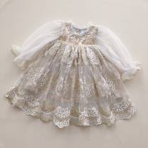 Dress goods in stock female Other / other 1, 80cm, 2, 90cm, 3, 100cm, 4, 110cm, 5, 120cm Other 100% spring and autumn other Princess Dress 3 months, 12 months, 6 months, 9 months, 18 months, 2 years old, 3 years old, 4 years old, 5 years old, 6 years old