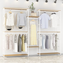 Clothing display rack clothing Metal 80*40*200 See description Official standard