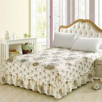 Bed skirt cotton Other / other Plants and flowers First Grade