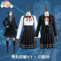 Cosplay women's wear suit goods in stock Over 14 years old full set comic L,M,S,XL Campus style