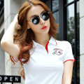 T-shirt M L XL 2XL 3XL 4XL 5XL 6XL Summer 2020 Short sleeve Polo collar easy Regular routine commute cotton 96% and above 25-29 years old Korean version originality Cotton 95.8% polyurethane elastic fiber (spandex) 4.2% Pure e-commerce (online only)