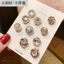Brooch other 40-49.99 yuan Other / other brand new goods in stock Japan and South Korea female Fresh out of the oven other other