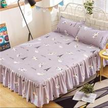 Bed skirt Bed skirt 1.2x2.0m polyester fiber Other / other Plants and flowers Qualified products