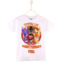 T-shirt White 1, white 2, white 3 GILDAN 100cm,110,120,130,140,150,XS,S,M,L,XL,XXL neutral summer Short sleeve Crew neck leisure time No model nothing Pure cotton (100% cotton content) Cartoon animation Cotton 100% 17T120 Class B Sweat absorption 2, 3, 4, 5, 6, 7, 8, 9, 10, 11, 12, 13, 14 years old