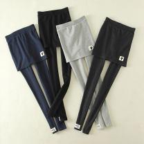 Leggings Autumn of 2018 S M L XL XXL XXXL routine trousers QY0053 25-29 years old Autumn pages other 91% (inclusive) - 95% (inclusive) Pure e-commerce (online only) Cotton 95% polyurethane elastic fiber (spandex) 5%