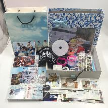 Cartoon card / Pendant / stationery Over 6 years old Photo collection gift box BTS goods in stock other
