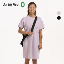 Sports dress A0211DR02 female Ankorau Pink Black 2/160 4/165 6/170 Spring 2021