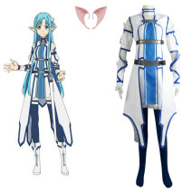 Cosplay women's wear suit Customized Over 14 years old M. S, XL, 2xs, customized, children s, XS, l, 3XL, 2XL, children L comic Average size Akiba1st Japan Lovely wind, imperial sister fan, otaku department Sword realm Yasna / Jiecheng tomorrow Autumn leaf animation clothing