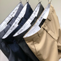 Casual pants SPARTACKSS other Black, gray, Navy, army green, khaki 29,30,31,32,33,34,35,36,38,40 trousers Other leisure Self cultivation