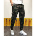 Casual pants SPARTACKSS Fashion City Green camouflage, dark camouflage M,L,XL,2XL,3XL trousers Other leisure Self cultivation