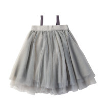 skirt 1-6 years old Normal packaging noshi gift packaging (gray ribbon) noshi gift packaging (pink ribbon) fukusa gift packaging (gray) fukusa gift packaging (pink) marlmarl female Cotton 78% ramie 22% No season skirt princess Strapless skirt cotton tutu02-1 Class A