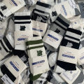 Sports socks Other / other For men and women Middle cylinder Fashionable socks