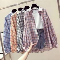 shirt Orange, white, pink, blue, white vest S,M,L,XL,2XL cotton 51% (inclusive) - 70% (inclusive)