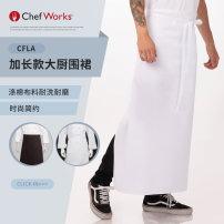 Work uniform Chef Works Average size cook CFLA Cotton 100% Spring of 2019