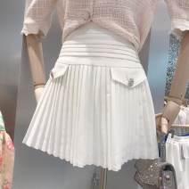 T-shirt White, black, s skirt 39, waist 64 M68 L72 xl76 S,M,L,XL other 31% (inclusive) - 50% (inclusive)