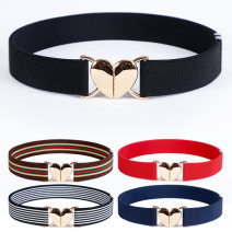Belt / belt / chain other currency belt leisure time Elderly, middle-aged, young children: 1-6 years old a hook heart-shaped soft surface 3cm alloy Tightness Charm zone Amoy 611218166884 2526cm 2728cm 2930cm 3132cm 3334cm 3638cm 4042cm Spring 2021